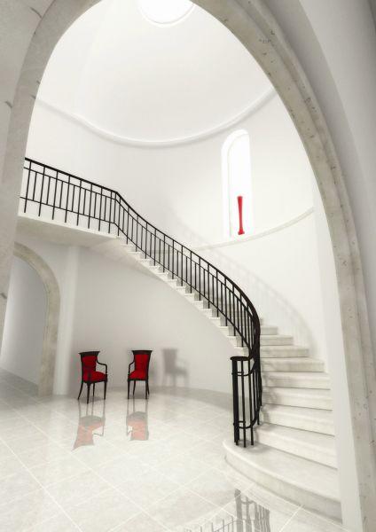 stone interior design