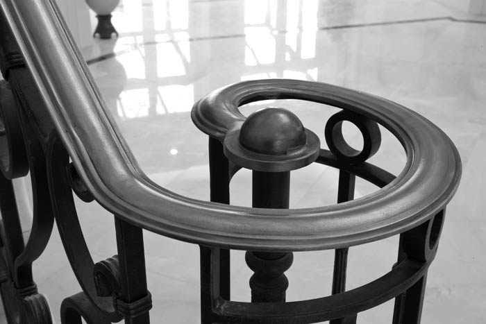 26. Metal handrail and balustrade – Belfast