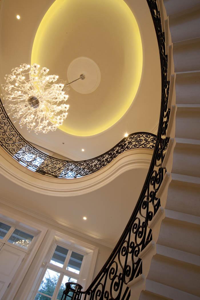 Cantilever Staircase 104