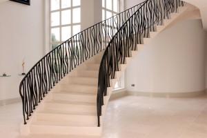Ian Knapper Stone Staircase
