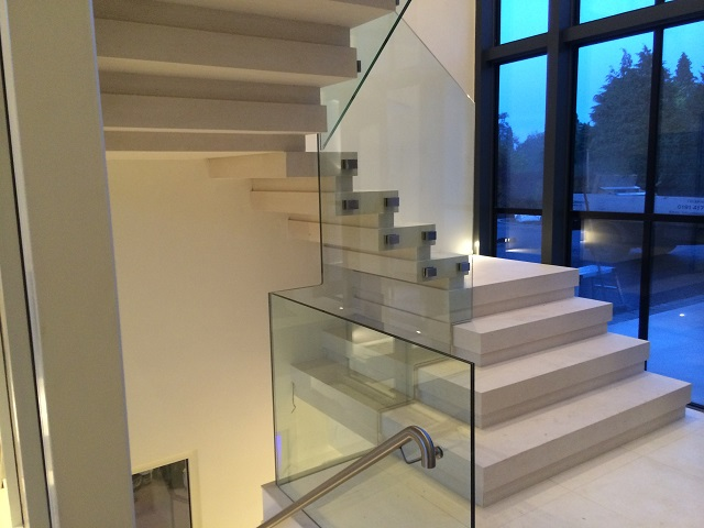 ian knapper stone staircase photo 5