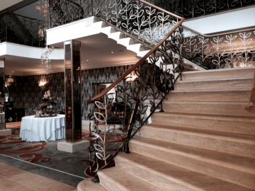 62. Ancaster Weatherbed Cantilevered Stone Staircase – Chester