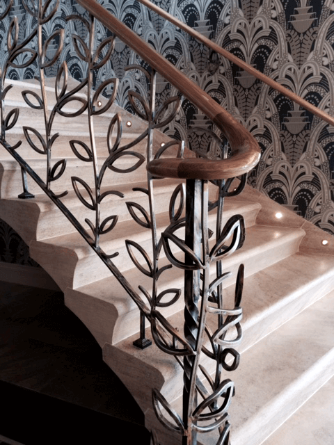 Ancaster Weatherbed Stone Staircase