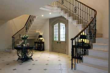 64. Anstrude Winged Staircase – Staffordshire