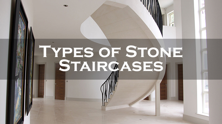 Types of Stone Staircases
